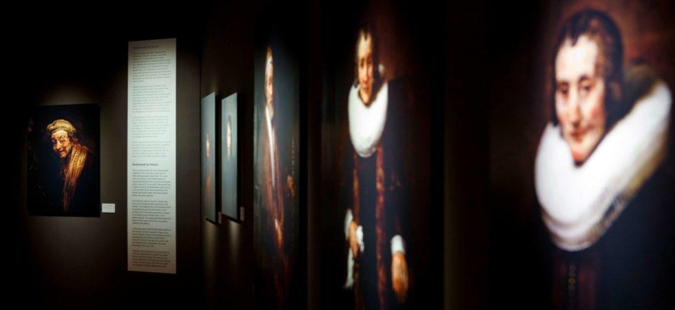 LEEM WONEN Discover Rembrandt