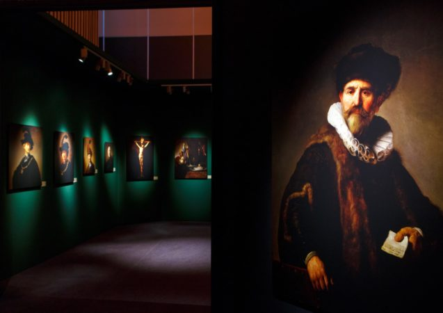 LEEM WONEN Discover Rembrandt het hele oeuvre
