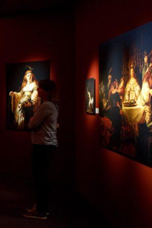 LEEM WONEN Discover Rembrandt kijken en luisteren