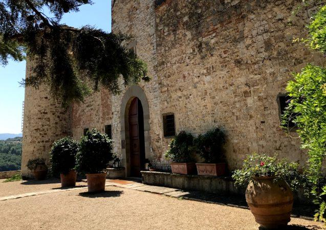LEEM WONEN Toscane Castello di Gabbiano hotel