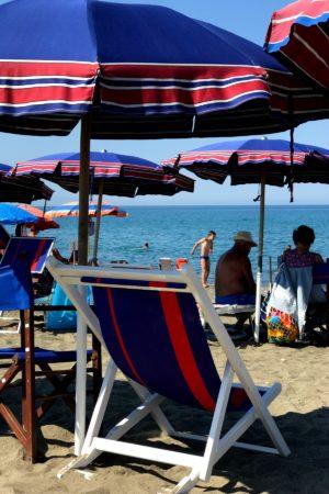 LEEM WONEN Toscane Cecina strand