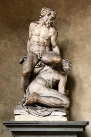 LEEM WONEN Toscane Florence Palazzo Vecchio