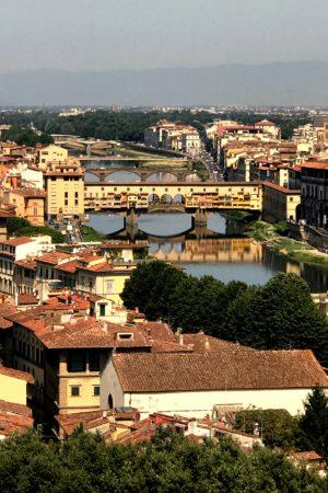 LEEM WONEN Toscane Florence Ponte Vecchio