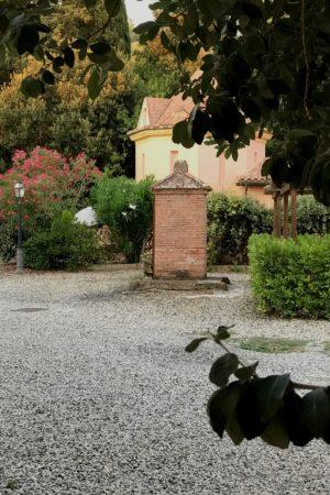 LEEM WONEN Toscane Hotel Antico Borgo landgoed