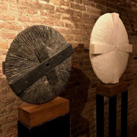 Gallery Des Arts Kasteel Woerden stones