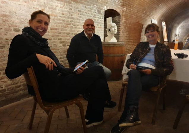 Gallery Des Arts Kasteel Woerden team