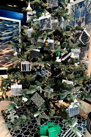 LEEM WONEN ETC Winter Wonderland Christmas tree