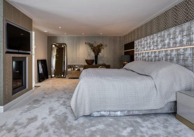 LEEM WONEN Studio De Blieck villa bedroom