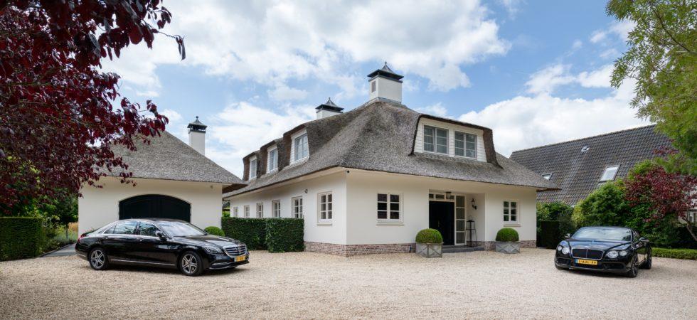 LEEM WONEN Studio De Blieck villa entrance