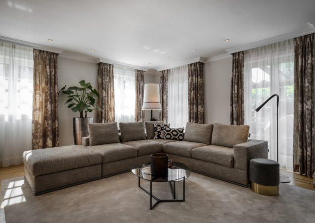 LEEM WONEN Studio De Blieck villa lounge