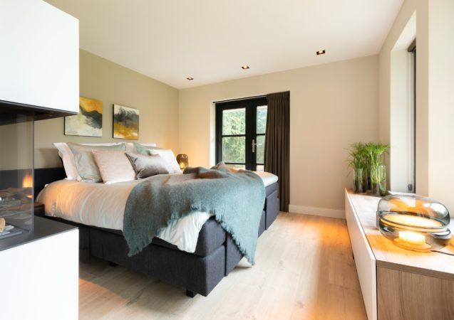 LEEM WONEN Cavante bosvilla bedroom