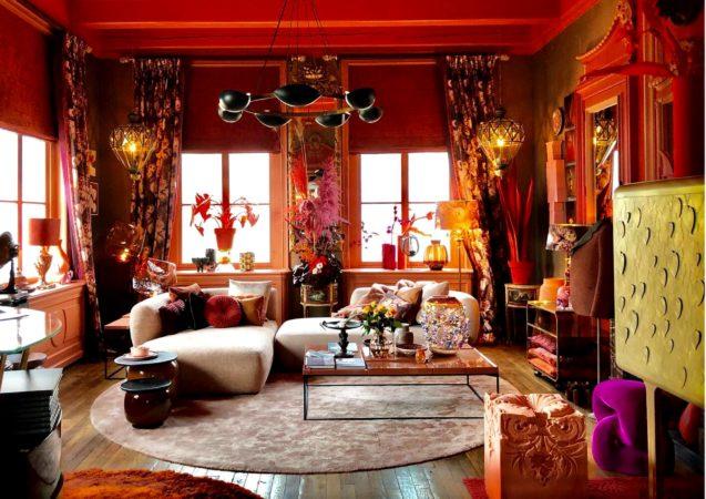 LEEM WONEN Piet Jonker Orange Room