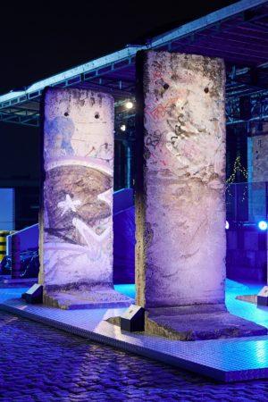 LEEM WONEN Brafa Berlin Wall expo