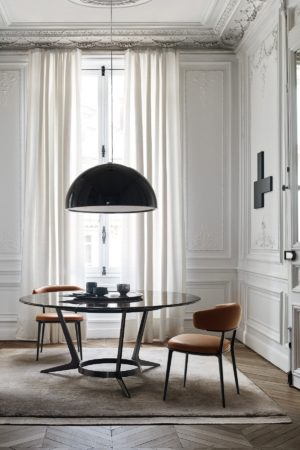 LEEM WONEN Maxalto Caratos dining table