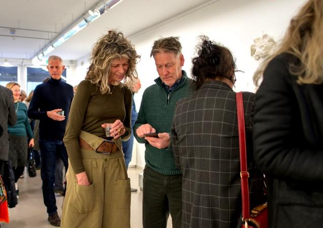 LEEM WONEN Sustainable Art Haarlem Jos Out