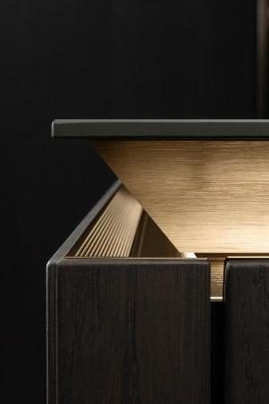 LEEM WONEN SieMatic keuken trends 2020 wood