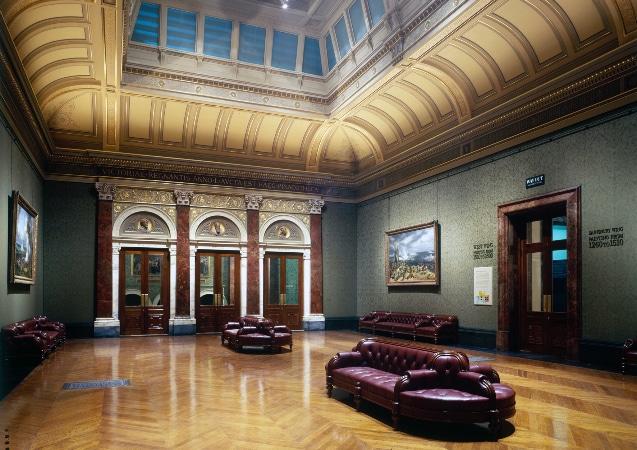 LEEM WONEN Artemisia Gentilischi National Gallery London dome
