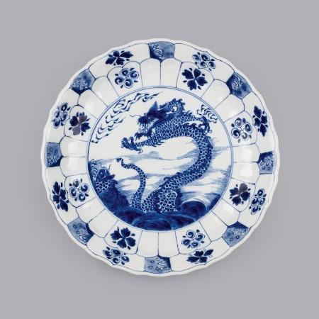 LEEM WONEN keukenkunst A dish with a dragon