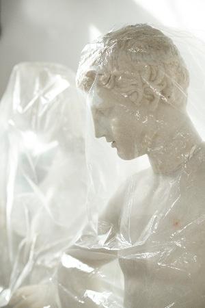 VITA DI LUSSO Torlonia Marbles busto