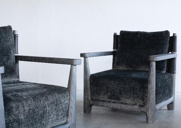 LEEM WONEN Van Rossum fauteuil