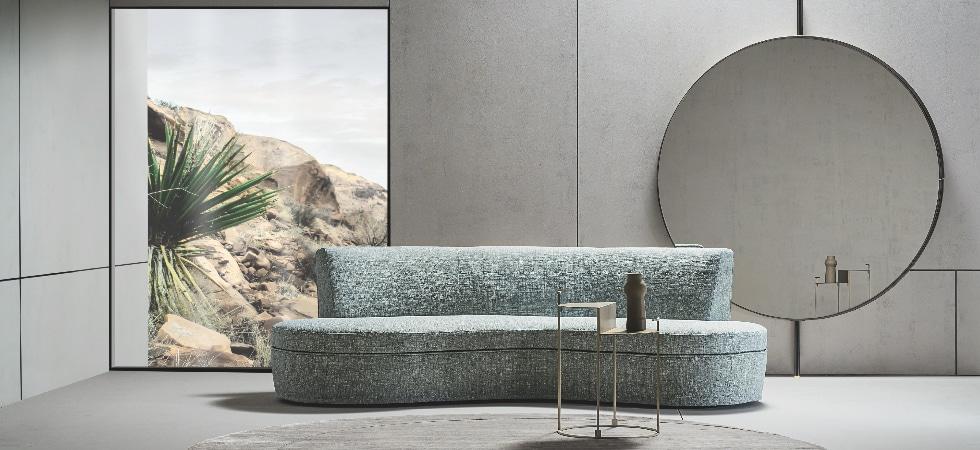 LEEM WONEN Casamilano Curvy sofa