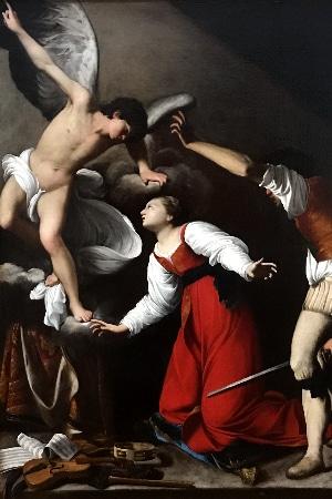 LEEM WONEN Caravaggio-Bernini passion