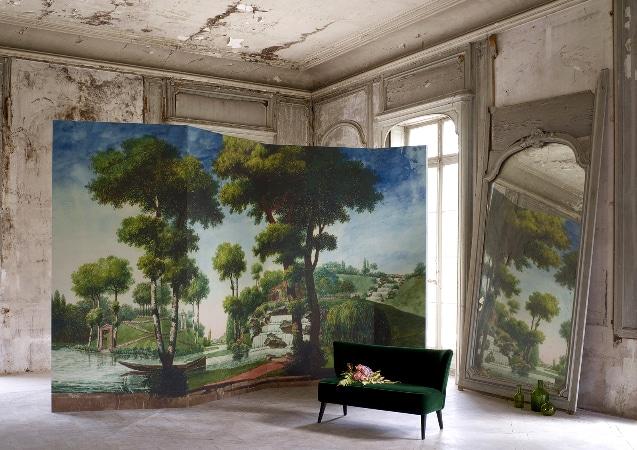 LEEM WONEN Pierre Frey Voyage en Toscane studio