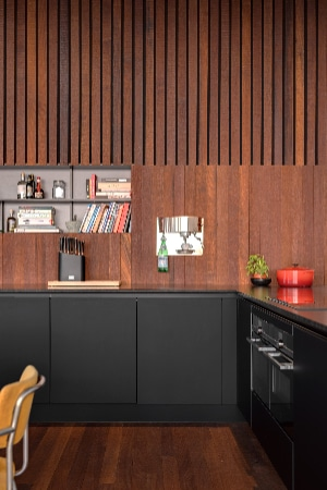 LEEM WONEN SieMatic Urban luxury matt black
