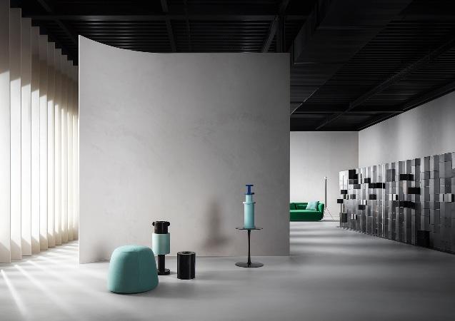 LEEM WONEN MDF Italia new showroom