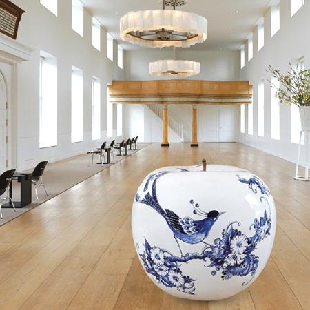 LEEM WONEN Salon Des Arts Royal Blue Collection