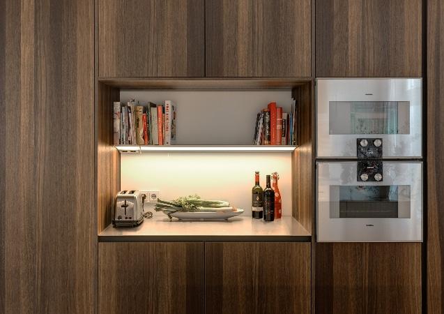 LEEM WONEN SieMatic binnenkijker oud en nieuw pantry