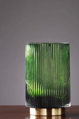 LEEM WONEN trend groen vase