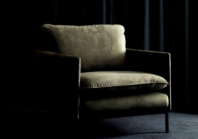 LEEM WONEN Lemon Hope sofa green