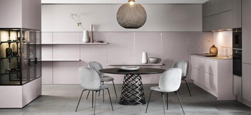 LEEM WONEN SieMatic Color System ultimate grey
