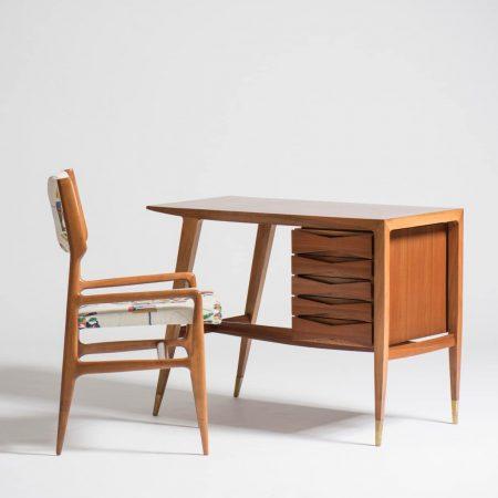 LEEM WONEN Mid Century trend desk