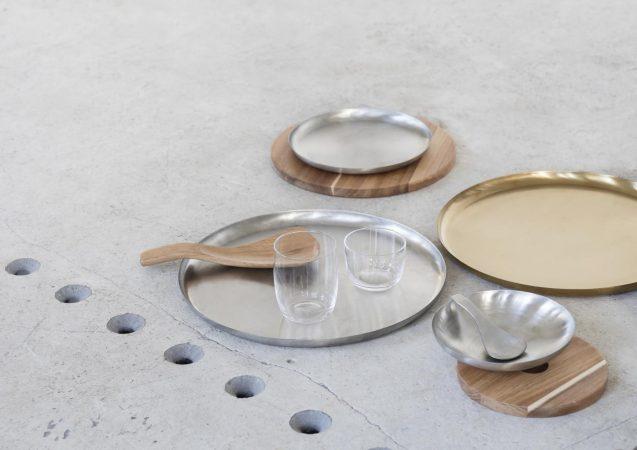 LEEM WONEN Serax tafel accessoires butler tray