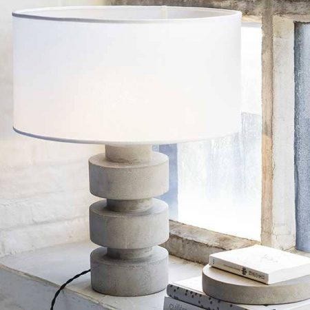 LEEM WONEN Serax tafel accessoires lamp