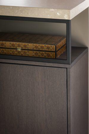 LEEM WONEN SieMatic Italiaans Design details